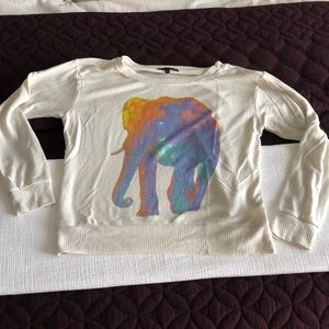 Truly Madly Deeply Sweaters - Truly Madly Deeply cream sweater
